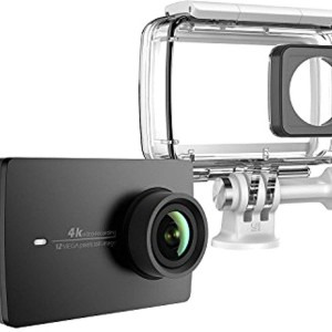 Acc. Xiaomi Yi 4K Action Camera 2 Black Waterproof Set su www.GlobalWorkMobile.it Il miglior Sito per Acquistare Tecnologia O...