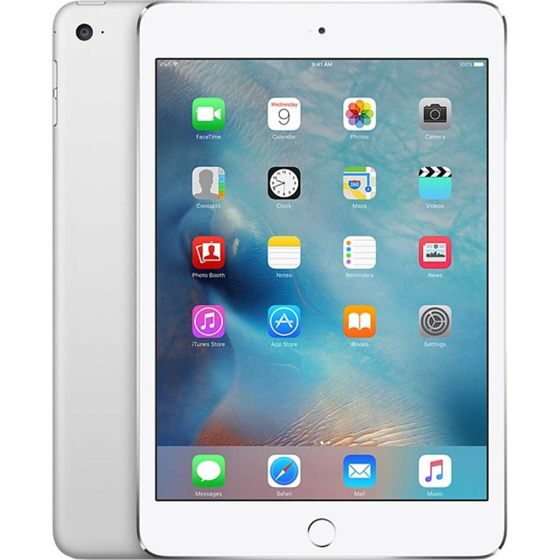 Apple iPad Mini 4 WiFi 128GB silver EU Apple iPad Mini 4 WiFi 128GB silver EU su www.GlobalWorkMobile.it Il miglior Sito per ...