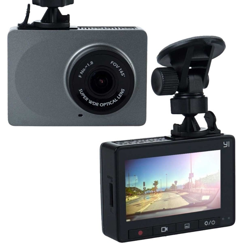 Acc. Xiaomi Yi Smart Dash Camera Car DVR Grey Acc. Xiaomi Yi Smart Dash Camera Car DVR Grey su www.GlobalWorkMobile.it Il mig...