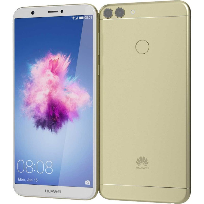 Huawei P smart 4G 32GB Dual-SIM gold Huawei P smart 4G 32GB Dual-SIM gold su www.GlobalWorkMobile.it Il miglior Sito per Acqu...