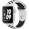 Acc. Bracelet Apple Watch S3 Nike+ GPS 8GB silver 38mm black nike sport band Acc. Bracelet Apple Watch S3 Nike+ GPS 8GB silve...