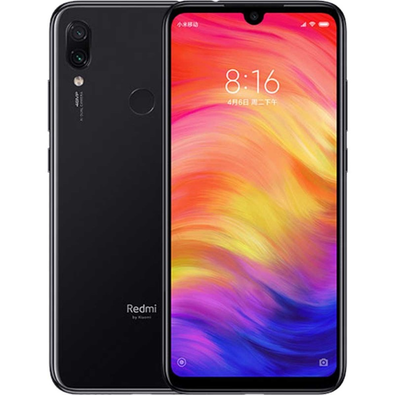 Xiaomi Redmi Note 7 128GB Dual-SIM space black EU Xiaomi Redmi Note 7 128GB Dual-SIM space black EU su www.GlobalWorkMobile.i...