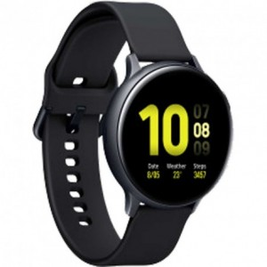 Acc. Bracelet Samsung Galaxy Watch Active 2 R820 aqua black 44mm Acc. Bracelet Samsung Galaxy Watch Active 2 R820 aqua black ...