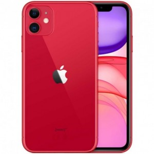 Apple iPhone 11 4G 64GB red...