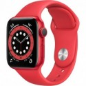 Smartwatch Apple Watch 6 44mm red with regular Sport Band M00M3HC-A Smartwatch Apple Watch 6 44mm red with regular Sport Band...