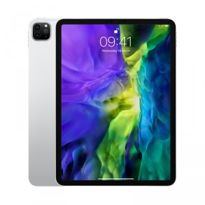 "Apple iPad Pro 11"" 256GB only WiFi silver EU (2020) Apple iPad Pro 11"" 256GB only WiFi silver EU (2020) su www.GlobalWorkMobi..."